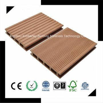 150 * 25 Durable Natural Anticorrosivo WPC laminado revestimento exterior