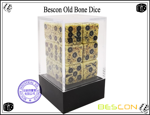 Bescon Old Bone Dice-2