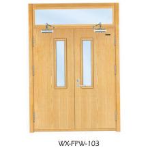 Огнестойкая дверь (WX-FPW-103)