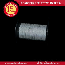 Washable warning pure PE reflex thread