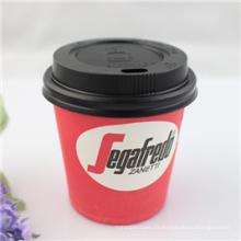 4oz Einzelwand Einweg Heißgetränk Costa Kaffee Pappbecher