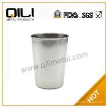 taza de acero inoxidable durable