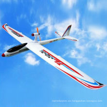 6CH SKYRIDER EPO RC MODELO PLANO / TW 742-4 2M planeador FPV Skyrider