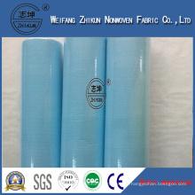 Clean PE Coated Spunlace Nonwoven Fabric
