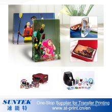 Personalized 3D Blanks Sublimation Crystal Photo Frame
