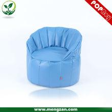 Sofá de beanbag azul cielo, beanbags sofá adulto