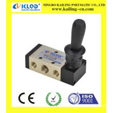 4H series hand push pull valve