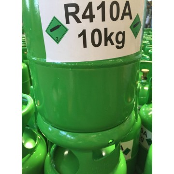 12 Liters CE Silinder R410A Gas Penyejuk