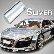 Cermin Cermin Chrome Wrapping Vinyl Materials