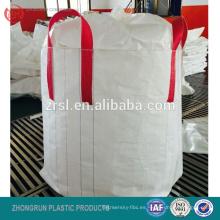 Bolsa de resina PET 1000kg - precio de fábrica! PP big bags / bulk bags / 1000kg fibc bag en 4 paneles