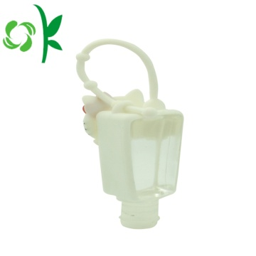 Logo Khas Mini Portable Print Hand Sanitizer Holder