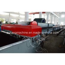 0,3 - 0,7 mm Blechdicke 13 - 15 Stationen Decke PU Sandwichplatte Produktionsmaschine