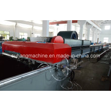 0.3 - 0.7mm Sheet Thickness 13 - 15 Stations Ceiling PU Sandwich Panel Production Machine