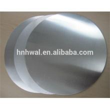 Disque en aluminium DC 1060 pour abat-jour
