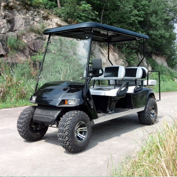 4wd 6 posti ezgo golf cart a gas