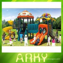 2015 enfants chauds petit équipement de terrain de jeux en plein air coloré