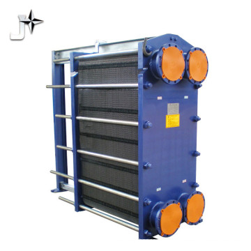 Apv T4 The Fully Weld Plate Heat Exchanger with Top Quality