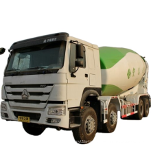 Quality Sinotruk HOWO 6*4 concrete mixer truck with pump