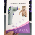 Thermomètre infrarouge frontal médical sans contact