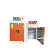 Double door industrial oven