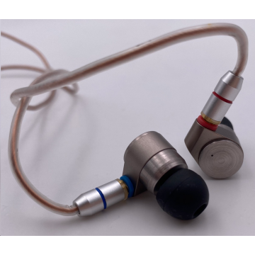 Hifi In-Ear-Sportlauf-Headset mit Mikrofon