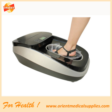 Automatische Shoe Cover Dispenser Foot Wear Machine