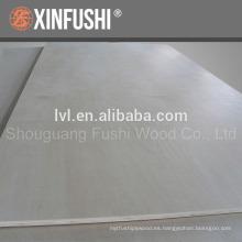 China panel de madera dura de madera dura de alta calidad para muebles