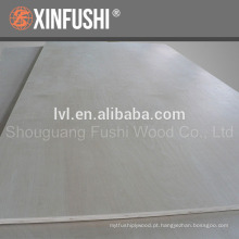 China alta qualidade madeira folheada painel para móveis