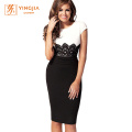 Nueva llegada Elegante Casual Sexy Lady Hot Dresses