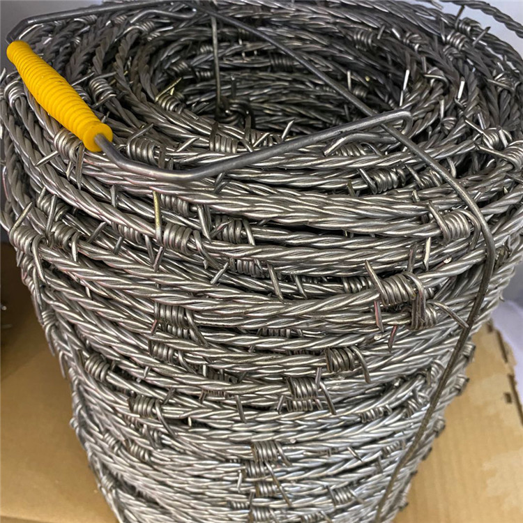 barbed tape wire antique barbed wire for sale galvanized decorative barbed wire fencing