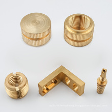 Custom Cooper CNC Spare Parts Precision Turning Parts Non-standard Brass CNC Part Milling Turning CNC Machining Services