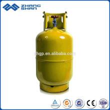 China Tank Manufacture 12,5 kg Camping LPG-Flasche Gasflasche