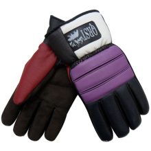 Men′s Fashion PU Leather Motorcycle Driving Gloves (YKY5028)