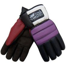 Мужская мода PU кожа мотоцикл вождения перчатки (YKY5028)