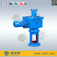 Lfy Two Stage Helical Flange Connection Mixer Agitator Gearbox