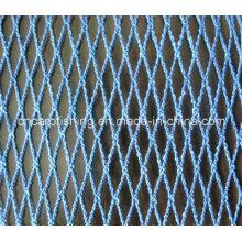 Nylon/Polyester/Polyethylene/Knotless Fish Net/Raschel Fishing Net