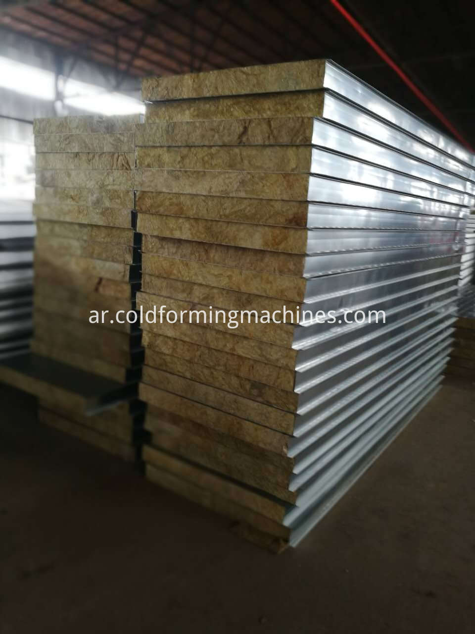 Rockwool Panel Sheet