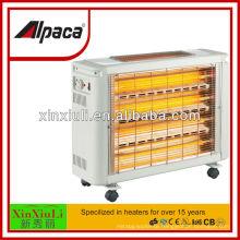 2000W with BV test report CE certificate quartz heater