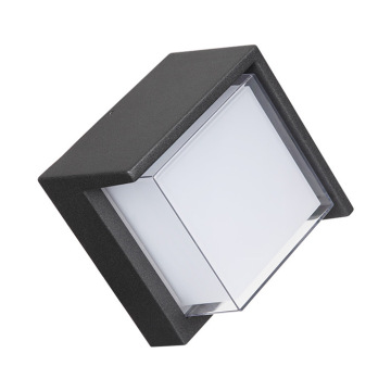 Lámpara de pared LED de montaje empotrado