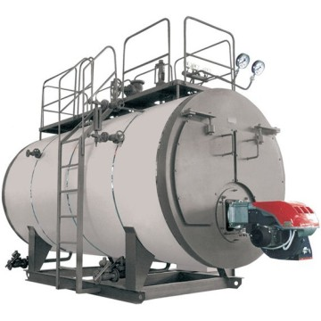 WNS Gas Oil Fired Steam Boiler
