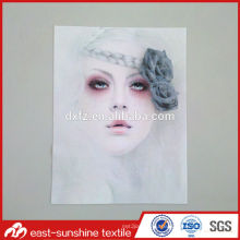 Knitted Microfiber Spectacle Lens Cleaning Cloth, Eyeglasses Cleaning Cloth, Decorated Microfiber Cleaning Cloth