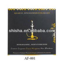 aluimnum foil hookah aluminum foil
