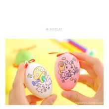 Kit de coloração de ovos de páscoa para crianças