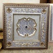 Accents architecturaux Gilt Brocade Plafonnier artistique décoratif Dl-1184-9