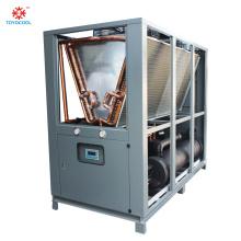 Refroidisseur d'air refroidi par eau industriel