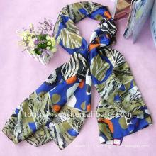 100% шелковый шарф шаль