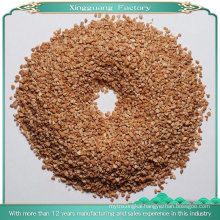Natural Walnut Shell Filter Media for Oily Sewage Treatment