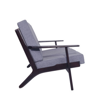 Hans Wegner Plank Sofa Chair 3 Sitz Version