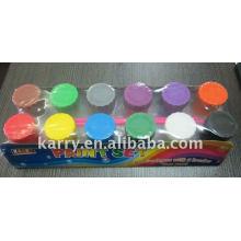 12 couleurs excellente qualité couleur arcylic