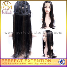 Hot Selling African American Human Hair Natural Looking Wig
